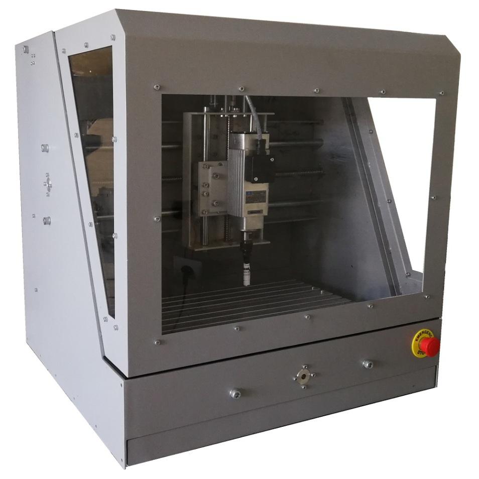 دستگاه تهیه دمبل فرم CNC